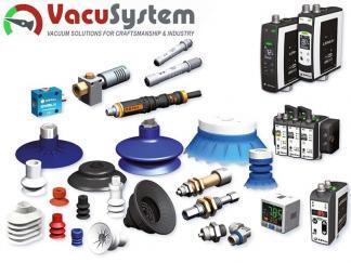 Komponenty podciśnieniowe