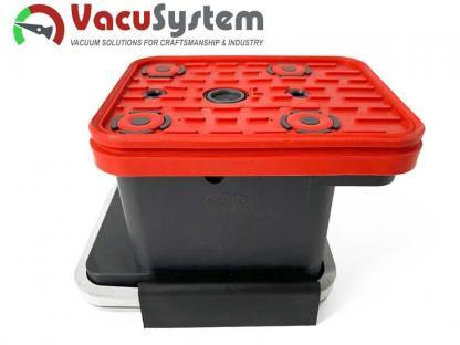 Ersatzdichtung, Reibplatte, Saugplatte der Vacuumblocksauger VCBL 140x115