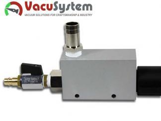 eżektor, inżektor, pompa pneumatyczna, MVE-VT 10