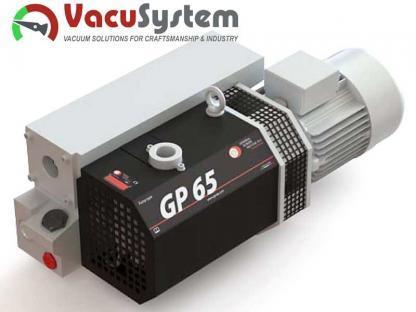 olejowa łopatkowa pompa próżniowa GEV GP 11 GP 21