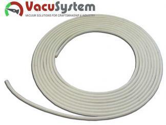 Profil sznur uszczelniający z silikonu do przyssawek i stołów próżniowych 4 mm