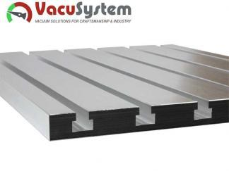 Aluminiowe stoły teowe H=20 mm