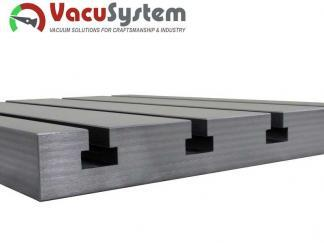 Masywne stoły teowe H=50 mm
