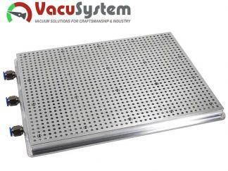 Vacu-Plate-LR Basic - przemysłowe oczkowe stoły podciśnieniowe