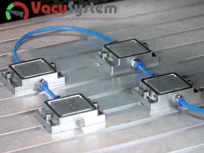 Przyssawka cnc do stołów teowych VCBM 60x60