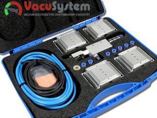 Combi Pack przyssawka cnc do stołów teowych VCBM 60x60