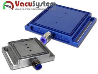 Przyssawki CNC do elementów o gładkiej powierzchni
