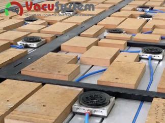 Przyssawki CNC dostołówteowych(t‑rowkowych)