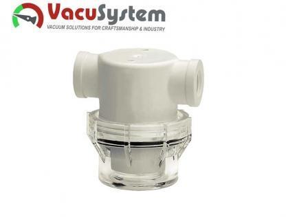 Filtr podciśnieniowy kubkowy szklankowy próżniowy MVF-G