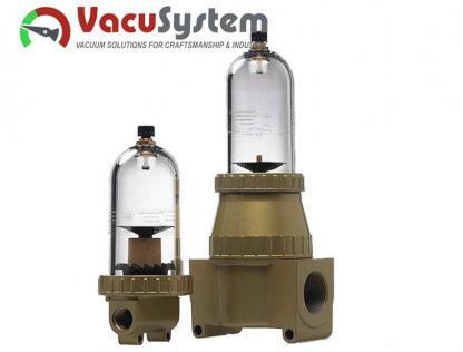 filtr podciśnieniowy z separatorem cieczy
