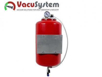 Separator próżniowy cieczy wody odwadniacz