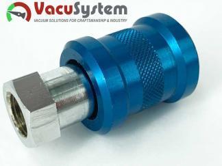 Podciśnieniowy zawór suwakowy odcinająco napowietrzający MRV