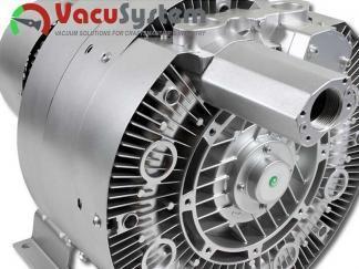 Pompa bocznokanałowa dmuchawa podciśnieniowa SV 170