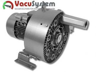 Pompa bocznokanałowa dmuchawa podciśnieniowa SV 65