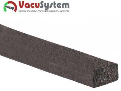 uszczelka profil sznur uszczelniający 6,5x11 mm do przyssawek cnc do szkła kamienia
