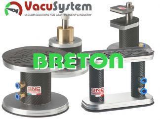 Przyssawki VC-GN do CNC Breton