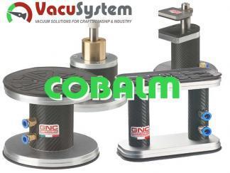 Przyssawki VC-GN do CNC Cobalm