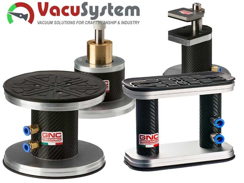 Przyssawki CNC do stołów panelowych i gładkich