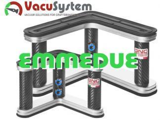 Przyssawki narożne do CNC Emmedue