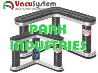 Przyssawki narożne do CNC Park Industries