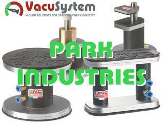 Przyssawki VC-GN do CNC Park Industries