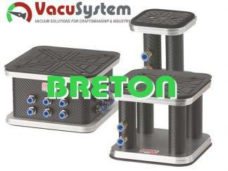 Przyssawki kwadratowe do CNC Breton