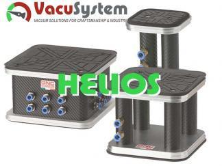 Przyssawki kwadratowe do CNC Helios