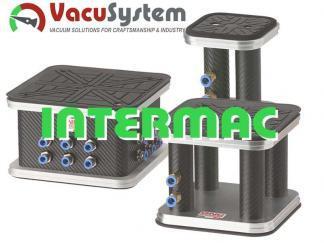 Przyssawki kwadratowe do CNC Intermac