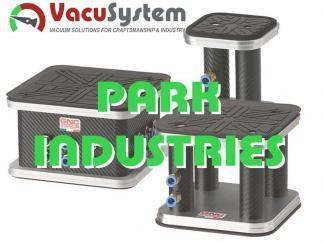 Przyssawki kwadratowe do CNC Park Industries