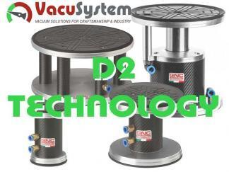 Przyssawki okrągłe do D2 Technology