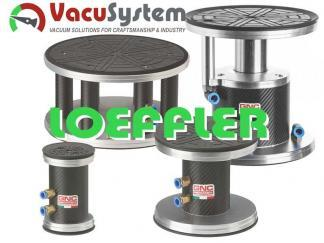 Przyssawki okrągłe do CNC Loeffler