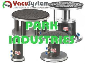 Przyssawki okrągłe do CNC Park Industries