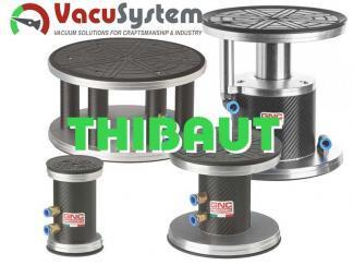 Przyssawki okrągłe do CNC Thibaut