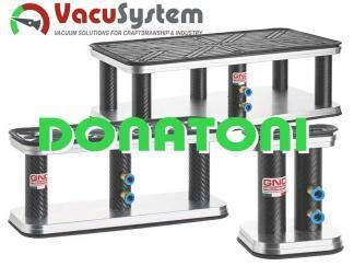 Przyssawki prostokątne do CNC Donatoni
