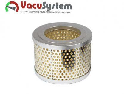 Wymienny wkład filtra podciśnieniowego puszkowego vacusystem