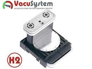 Blok podciśnieniowy VCBL-K2 120x50x100 D-360 10.01.12.01020 Schmalz