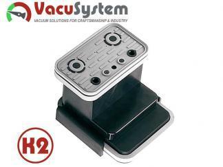 Blok podciśnieniowy VCBL-K2 125x75x100 Q 10.01.12.00447 Schmalz