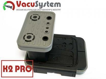 Blok podciśnieniowy VCBL 125x75x100 PRO 10.01.12.04086