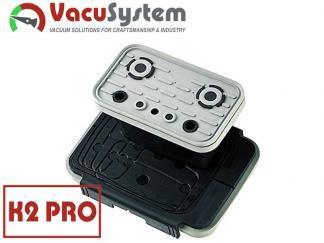 Blok podciśnieniowy VCBL-K2 125x75x100 PRO 10.01.12.04090