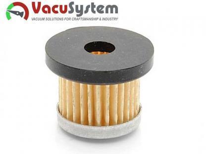 Wymienny filtr wewnętrzny pompy T4.4 T4.8 Becker, Fezer, Aero-lift, Schmalz