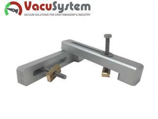 mocowanie mechaniczne przyssawki CNC