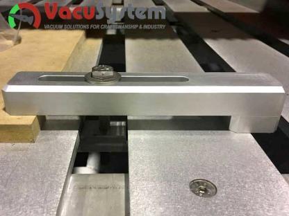 Łapa dociskowa przyssawki CNC 320