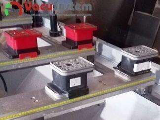 Przyssawki CNC do stołów belkowych