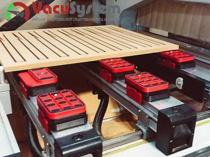 Przyssawki do CNC - VC-K1 VCBL-K1