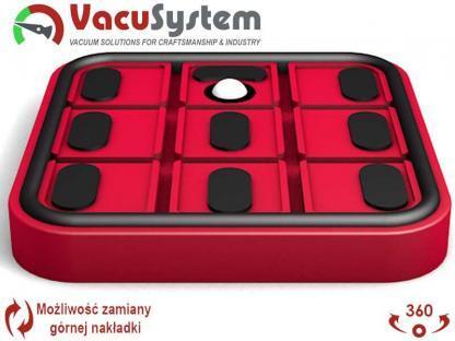 nakładka przyssawki CNC SCM Record Tech Z - TVS TV 120x120 mm