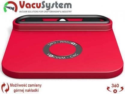 nakładka przyssawki CNC SCM Record Tech Z - TVS TV 120x30 mm
