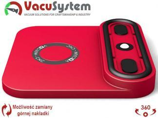 nakładka przyssawki CNC SCM Record Tech Z - TVS TV 120x40 mm