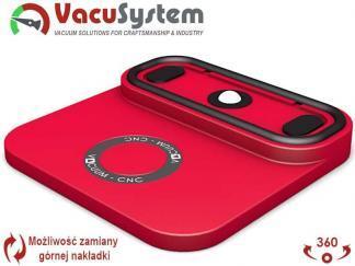 nakładka przyssawki CNC SCM Record Tech Z - TVS TV 120x50 mm