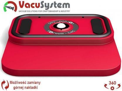 nakładka przyssawki CNC SCM Record Tech Z - TVS TV 120x70 mm