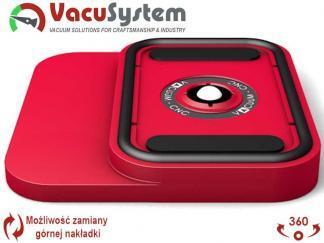 nakładka przyssawki CNC SCM Record Tech Z - TVS TV 120x80 mm